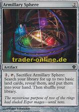 2x armillary sphere (esfera armilar) el comandante 2013 Magic