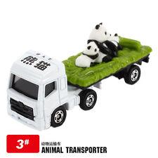 TAKARA TOMICA 3 ANIMAL TRANSPORTATION DIECAST TURCK MODEL (PANDA) 438908