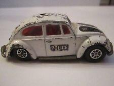 1969 CORGI TOY 1200 SALOON POLICE CAR - MADE IN ENGLAND - 3396/69 - TUB AA