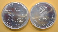 CANADA 1976 OLYMPIC $10 SILVER COIN *No 19**