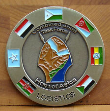 Combined Joint Task Force Horn Africa  Challenge Coin