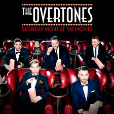 The Overtones : Saturday Night at the Movies CD (2013)