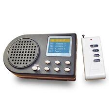 Reproductor de cantos MP3 con mando
