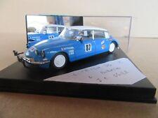 238H Vitesse L126 DS 21 Citroën 1968 London-Sydney Rallye # 87 Bianchi 1:43