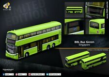 TINY Singapore B8L Bus Green ( 71 ) 1/110 Show LIMITED EDITION NEW