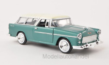 Chevrolet Bel Air Nomad, metallic-grün/beige, 1955 - 1:24 MotorMax   *NEW*