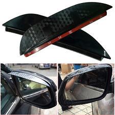 For Toyota RAV4 2009-2012 Rear View Mirror Anti-rain Cover Auto Guard Shade 2pcs