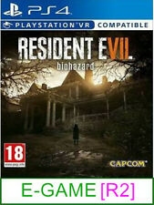 PS4 Resident Evil 7 [R2] ★Brand New & Sealed★