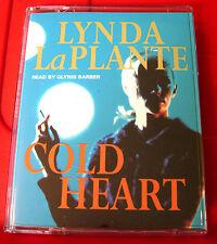 Lynda LaPlante Cold Heart Lorraine Page 2-Tape Audio Glynis Barber (La Plante)
