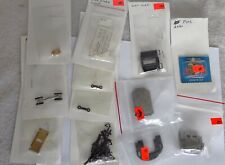 ho train  and accessory parts lot 12 packs