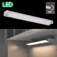 Unterbauleuchte Möbelleuchte 10W LED 58cm Lichtleiste schwenkbar Küchenlampe