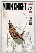 Moon Knight #5 - Greg Smallwood Art & Cover - Marvel Comics - 2016