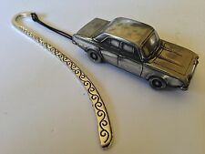Ford Corsair 4 Door ref77  FULL CAR on a Pattern bookmark with cord