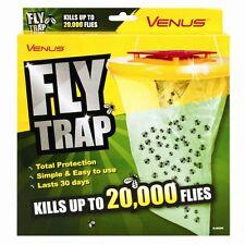 Red drosophila FLY Insetto Bug Vespe Catcher Veleno Gratis Sicuro efficace KILLER