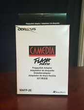 Olympus Camedia Flash Path Floppy Disk Adapter MAFP-2E