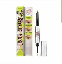 Benefit Brow Styler Multitasking Pencil And Powder For Brows BNIB RRP £30