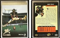 Bobby Engram Signed 1996 Upper Deck #25 RC Card Chicago Bears Auto Autograph