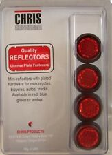 CHRIS PRODUCT SAFETY LIGHT REFLECTORS # CHR4R RED