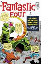 The Fantastic Four Omnibus Vol. 1 by Stan Lee: New