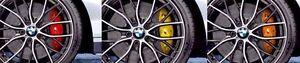 BMW OEM F30 F32 F33 F36 M Performance Brake Kit Front & Rear Red Yellow Orange