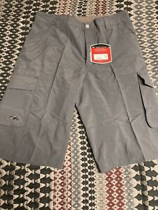 New Outdoor Research Equinox Cargo Shorts Mens 32 Charcoal