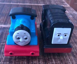 Thomas And Diesel Push Along Thomas The Tank Toys