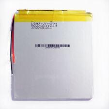 """3.7v 7000mah Batterie De Remplacement Pour 89 pouces 10"""" 10.2"""" Android 4.0 4.1"""