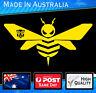 Sticker Bumblebee style Logo Yellow Vinyl Transformers Decal Chev Camaro VW
