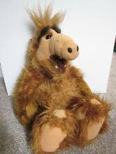 "Vintage 1986 Coleco Wisecracking Alf Talking Plush 18"" WORKING VOICE BOX!!"