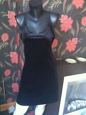 Beautiful VERO MODA SHORT STROP SMALL BLACK DRESS Strappy NEW RRP £22 FREE UK PP