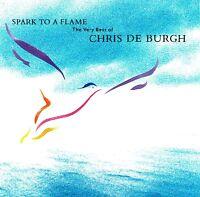 (CD) Chris de Burgh - Spark To A Flame - The Very Best Of Chris De Burgh