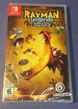 Rayman Legends [ Definitive Edition ] (Nintendo Switch) NEW