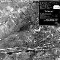 Zielstammkarten - Luftaufnahmen - Russische Städte mit C - Carnikav bis Czyzewo