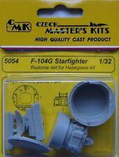 CMK 1/32 F-104G Starfighter Radome Set for Hasegawa # 5054