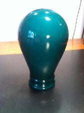 antique industrial lamp shade Emeralite opal shade O. C. White era