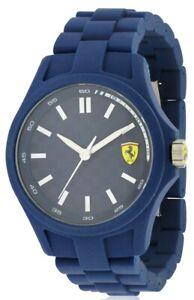 Ferrari Scuderia Pit Crew Mens Watch 0830196