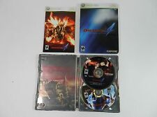 Devil May Cry 4 Collector's Edition (Microsoft Xbox 360, 2008)