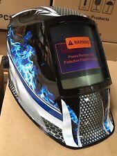 FMTD Digital Solar Auto Darkening Shade 5-13 Welding/Grinding Helmet w/4 sensors