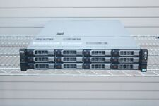 Dell Poweredge R510 2 X SIX CORE 2.40GHZ E5645 32GB 12 x HHD TRAYS H700 SERVER