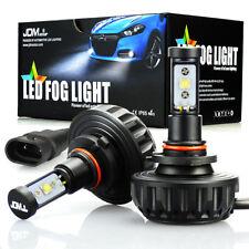 Jdm Astar One Pair H11 H8 4400Lm Cree Led Fog Lamp Kit Light Bulbs 6000K White