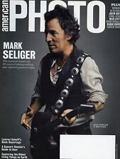 American Photo Magazine Mar / Apr 2015 Mark Seliger The Potrait Master