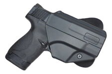 Tactical Scorpion Polymer OWB Fast Draw Holster: Fits S&W M&P Shield 40 & 9mm