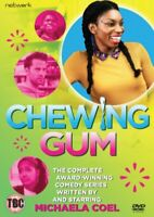 Nuovo Chewing Gomma Serie 1 A 2 DVD