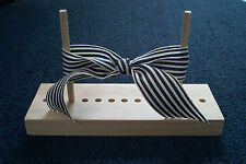 Handmade Bow Maker! SALE! Great for Scrapbooking Cardmaking~Makes Various Sizes