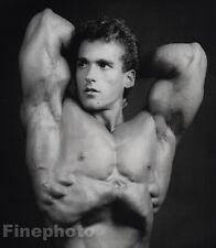 1984 Vintage BOB PARIS Male Nude Bodybuilder Muscle Photo By ROBERT MAPPLETHORPE