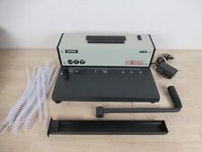 Rayson Pd 1503 Coil Binding Machine 41 Binder With Electric Coil Inserter