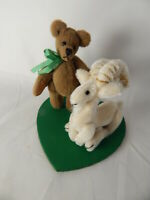 "World of Miniature Bears 1/"" Cotton Snake #6006 Collectible Miniature Snake"