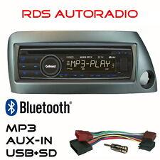 AUTORADIO Gelhard GXD670 mit CD/MP3 +Bluetooth+USB+SD+AUX-IN 4x60W für Ford KA