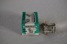 Vintage RC Airplane Wedge tank Perfect # 21 New old stock