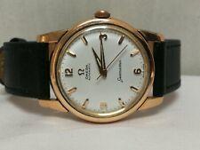 Vintage Omega Seamaster Automatic Steel Swiss Mens Wristwatch